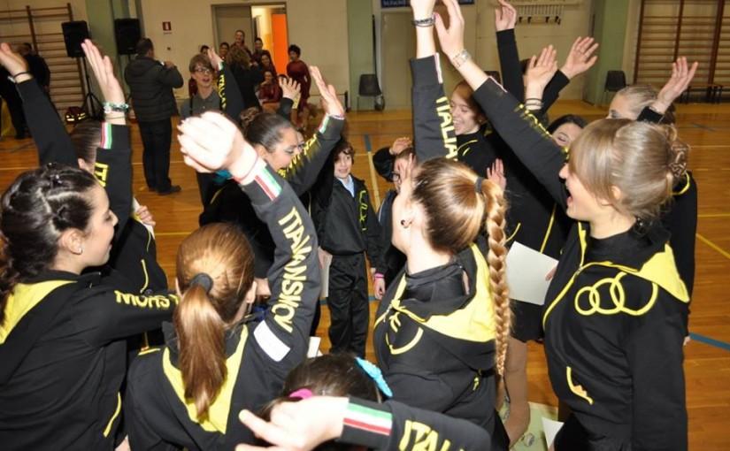 CAMPIONATI PROVINCIALI UISP SOLO DANCE