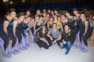 Grande Gruppo, Magiche Rifrazioni, Quarto posto al Campionato regionale 2016