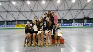 Campionato Interregionale UISP_ 9 e 10 aprile 2016_ Momento di festa dopo la gara