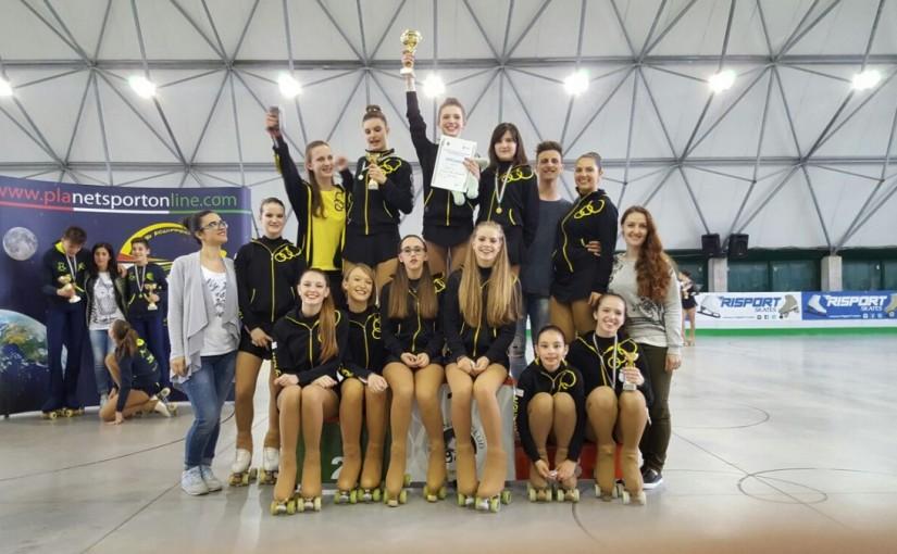 CAMPIONATI REGIONALI SOLO DANCE: ITALIAN SHOW FA BOTTINO DI PODI