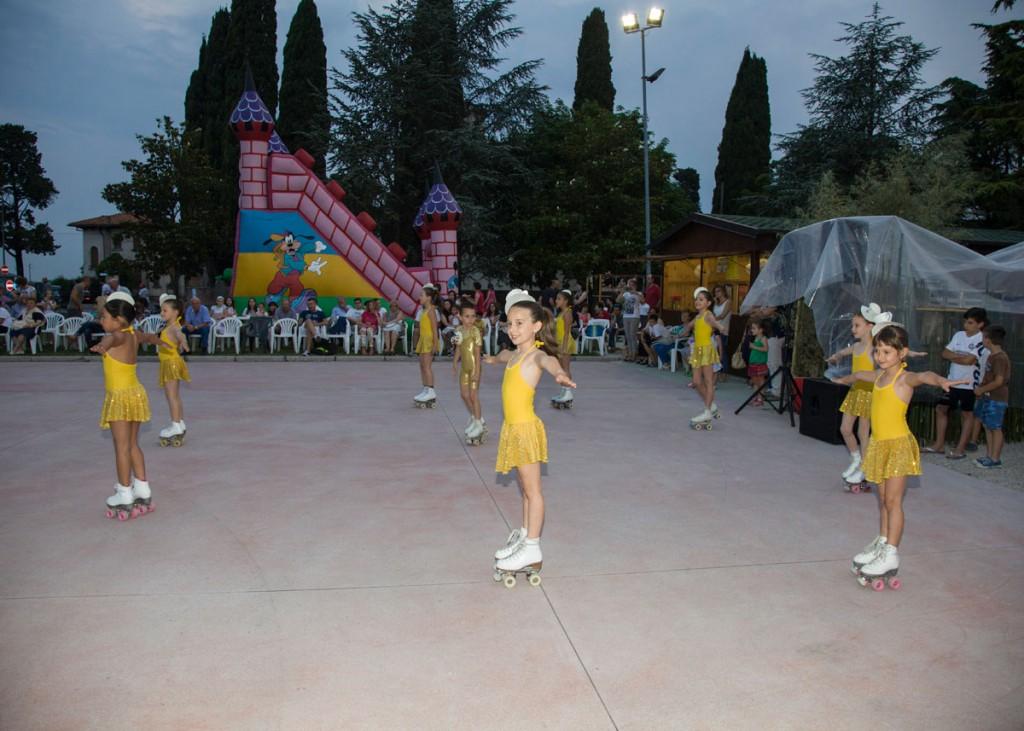 Skating Mottense Festa San Giovanni Sera