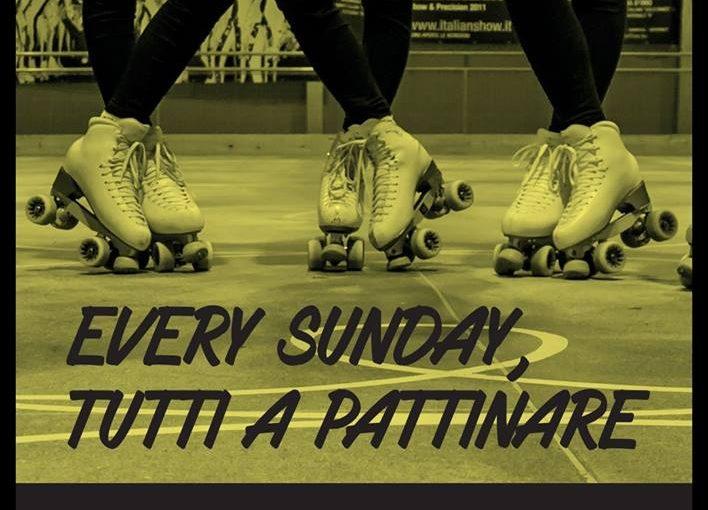 EVERY SUNDAY TUTTI A PATTINARE